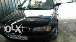 Suzuki Baleno GLX Model 99 ful option 4 selander 16 sabab Be5ekh