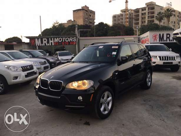 BMW X5 2009 Black Fully Loaded Clean Carfax!