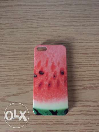 Iphone 5/5s/5c Watermelon Cover
