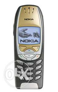 Classic Nokia 6310 for sale