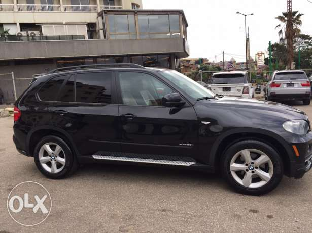 BMW X5 2009 clean CARFAX
