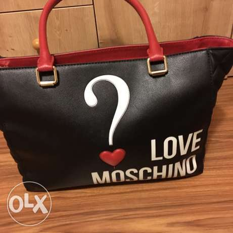 Love Moschino handbag عجلتون -  3