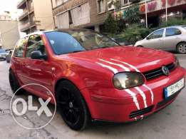 GOLF 4 2003 GTI for sale