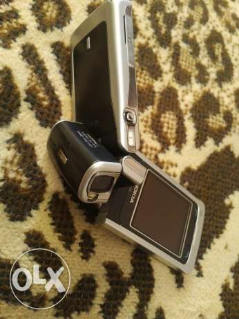 Nokia flip flap with camera high resolution