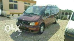 Mercedes Benz Vito new in lebanon from Germany
