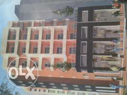 Apartment+office+shops near square jdaydeh