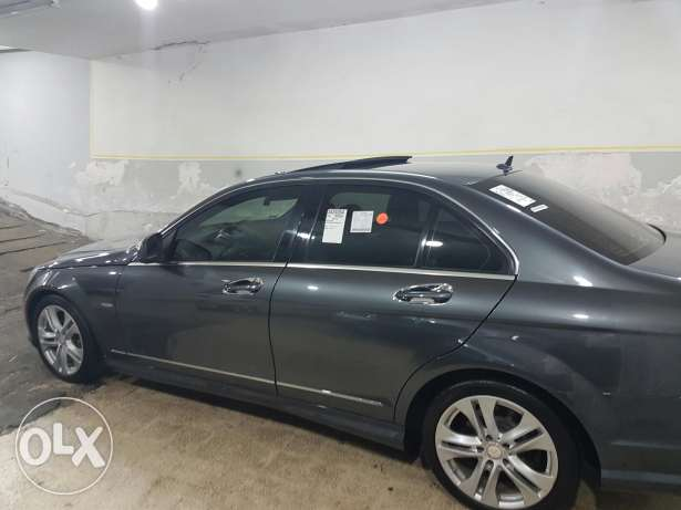 C300 look AMG clean car fax خلدة -  6