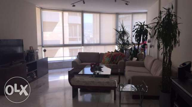 Furnished Apartment for rent in Achrafieh ,145qm زلقا -  3