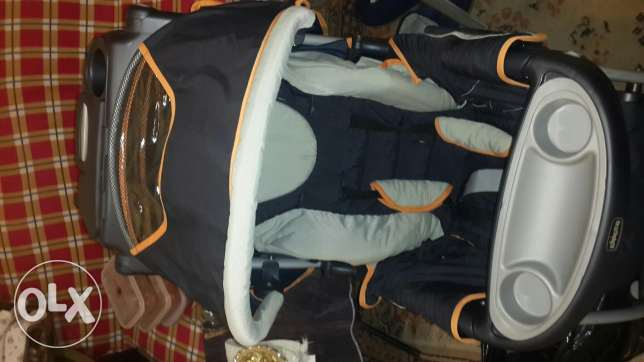 Stroller chicco exellent condition