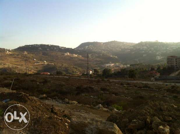 Land for sale in Souk El Gharb . سوديكو -  2
