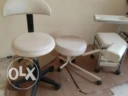 Beauty Institute Chairs