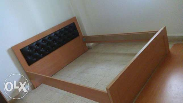 Bed Frame with Foam for sale