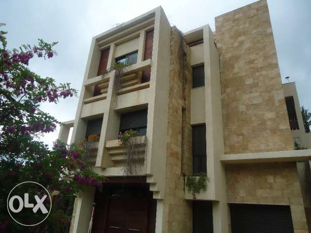 Villa in Baabdat shalimar for rent