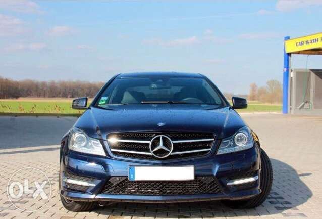 Mercedes C 200 coupe 7G Tronic AMG