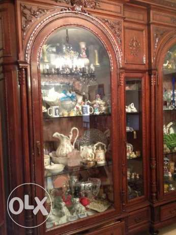 vitrine antique more than 150 years
