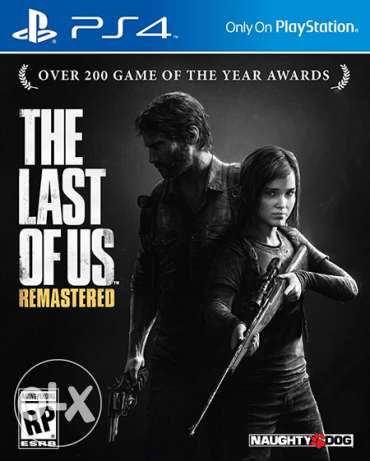 the last of us ps4 25$ صنايع -  1