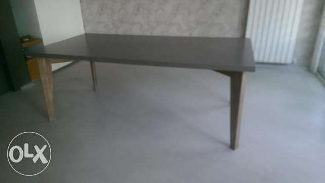 Modern Dining Table المرفأ -  2