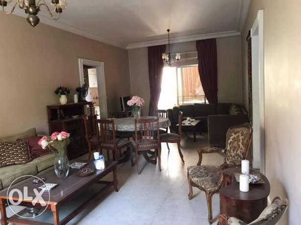 Furnished apartment for rent in Achrafieh ( Rmeil, Mar Mkhayel)
