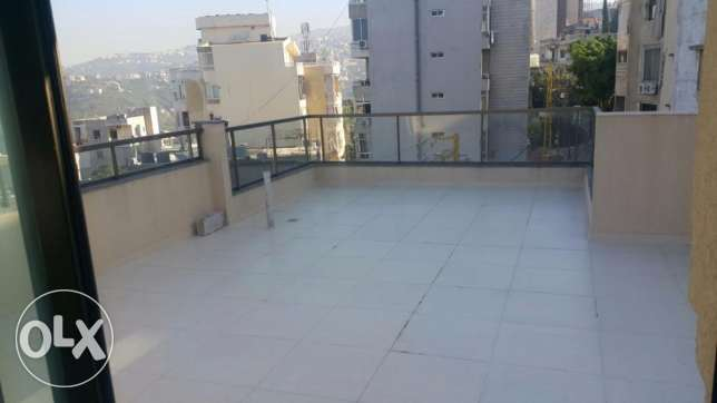 Appartment in Mazraat yashouh for rent بيت الشعار -  7