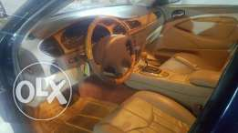Jaguar S type full options very clean 5500$ low mileage