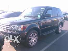 2008 Rover Rover Sport HSE Excellent Shaope Clean Carfax - LOW MILESSS