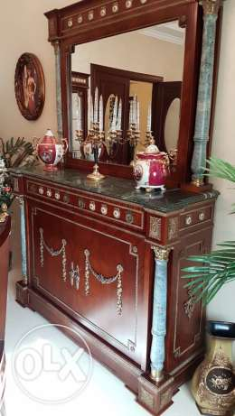 classic style furniture (salon and dining room) بعبدا -  5
