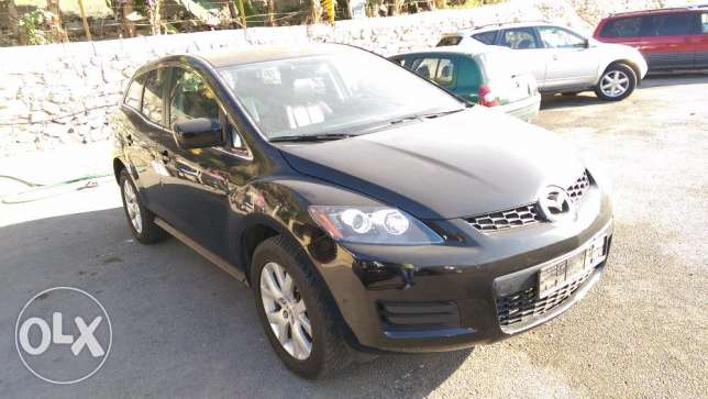 Mazda CX7 CX-7 2008 Clean Carfax Excellent Condition كسروان -  1