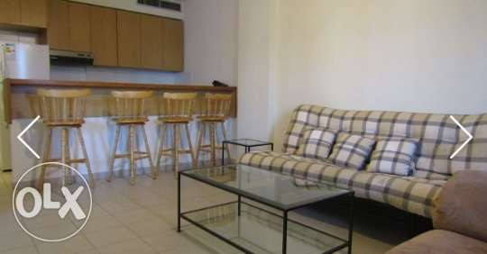 Furnished flat in Siwar Center