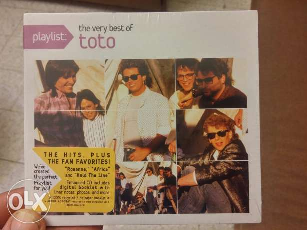 TOTO ,the very best hits.