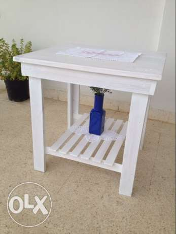 New outdoor table 60*60 cm