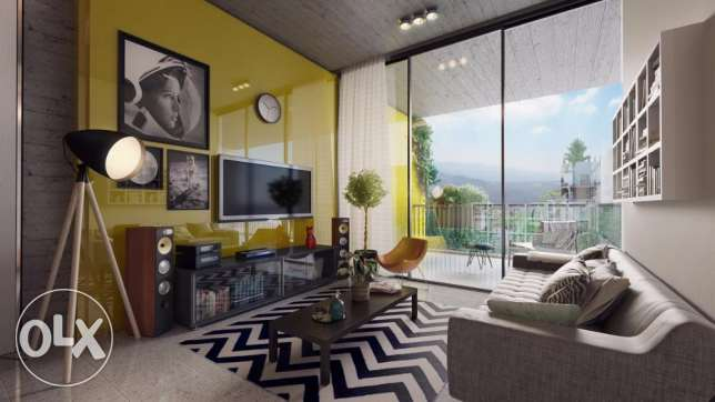 Under Construction apartment for sale Beit Mery 153 sqm
