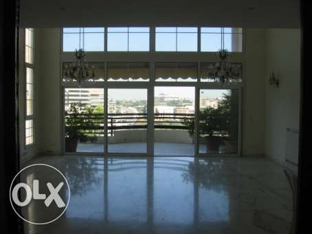 "280 sqm duplex for rent in Lwayze, Baabda- ""panormic view"""
