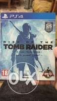 rise of the tomb raider like new