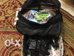 Ps2 super slim m3adle ma3 over 200 cds for 100,000 LBP