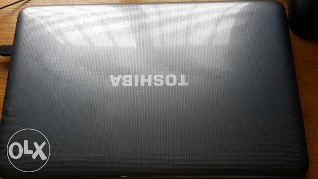 Toshiba laptop core i7