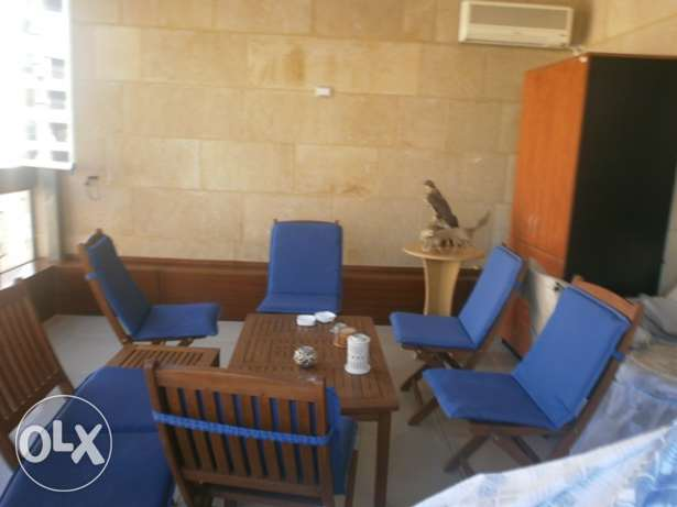 MG217, Furnished duplex for rent in Jnah 450 sqm, 3rd 4th Floor