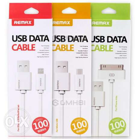 REMAX Usb cable data & charging