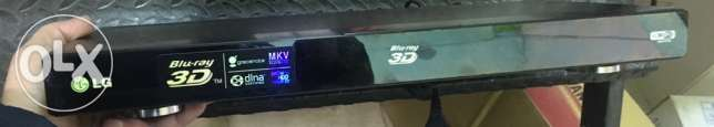 LG 3d bluray , used in very good condition