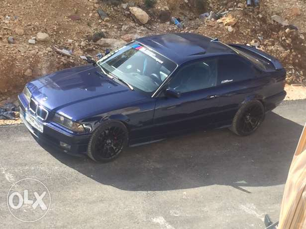 bmw e36 318 is