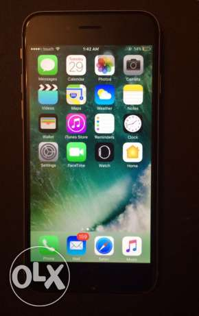 iPhone 6 16 GB (Space Grey) المرفأ -  1