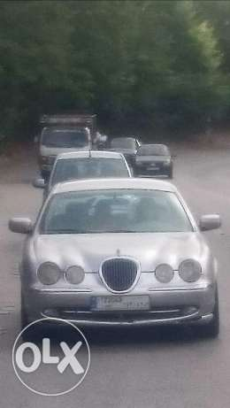 Jaguar S super clean عاليه -  1