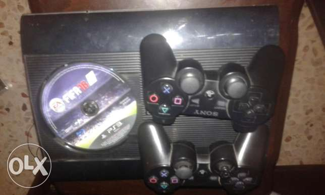 Ps3 with fifa 2016
