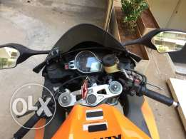 cbr 1000rr 2009 fully loaded over 16 accessories