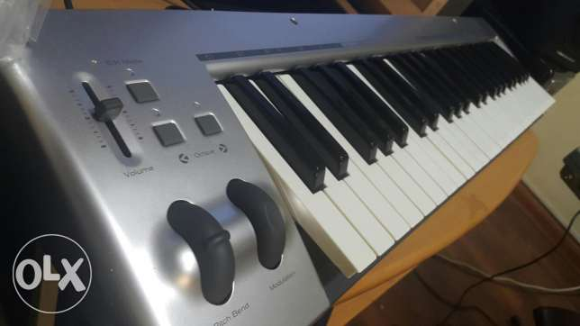 M-Audio KeyStudio Midi Controller عبداللطيف البيسار -  1