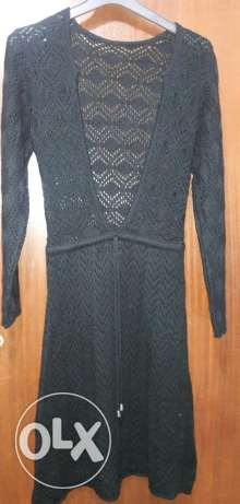 Wool dress see thru XS/S/M/L