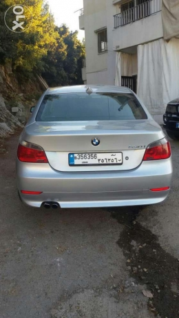 BMW 530 I model 2006 siara raw3a كسروان -  2