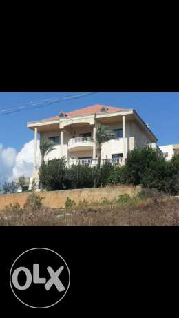 "Furnished Villa for SALE ! kfarhazir-bichmizine al koura "" Negotiable"""