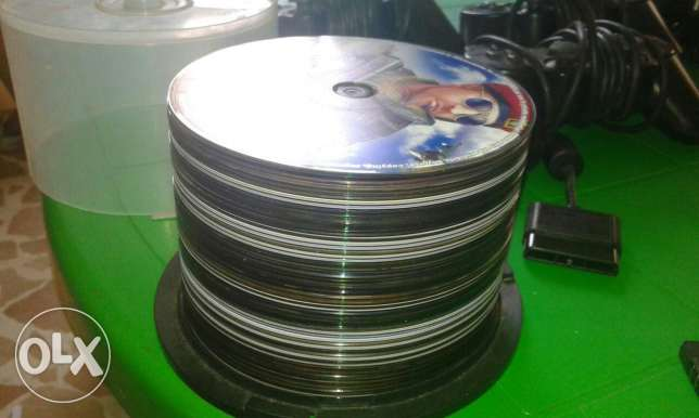 Ps2 cds دامور -  1