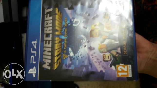 Minecraft story mode le3eba marra