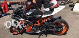 KTM RC390 Like New